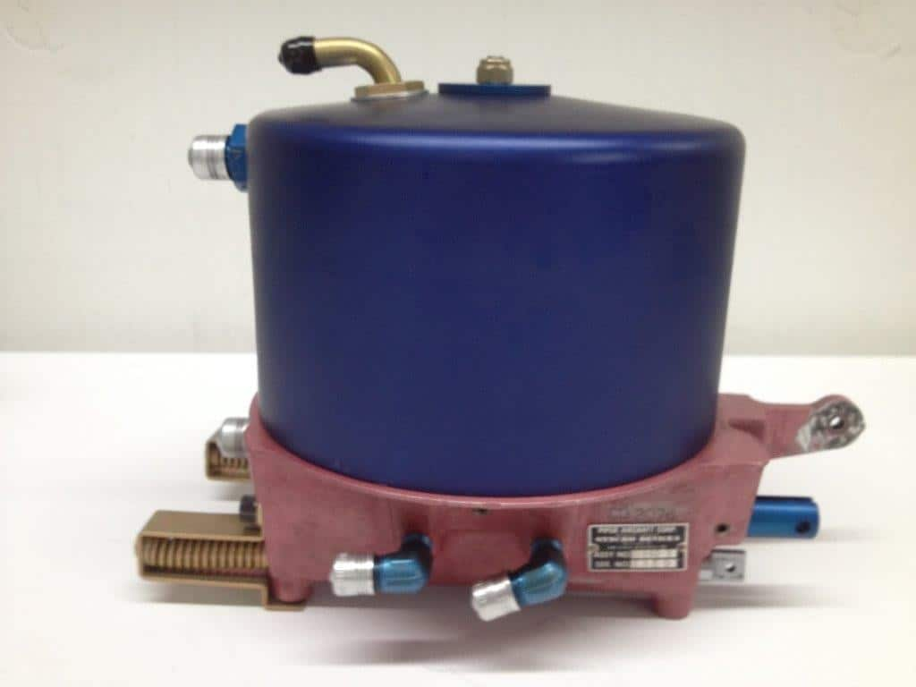 Piper 31800-2 -3 PA-23 Hydraulic Power Pack