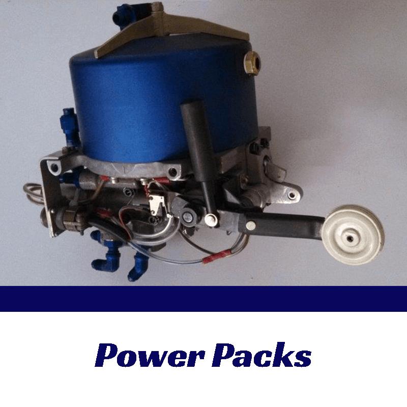 POWER PACKS LOGO